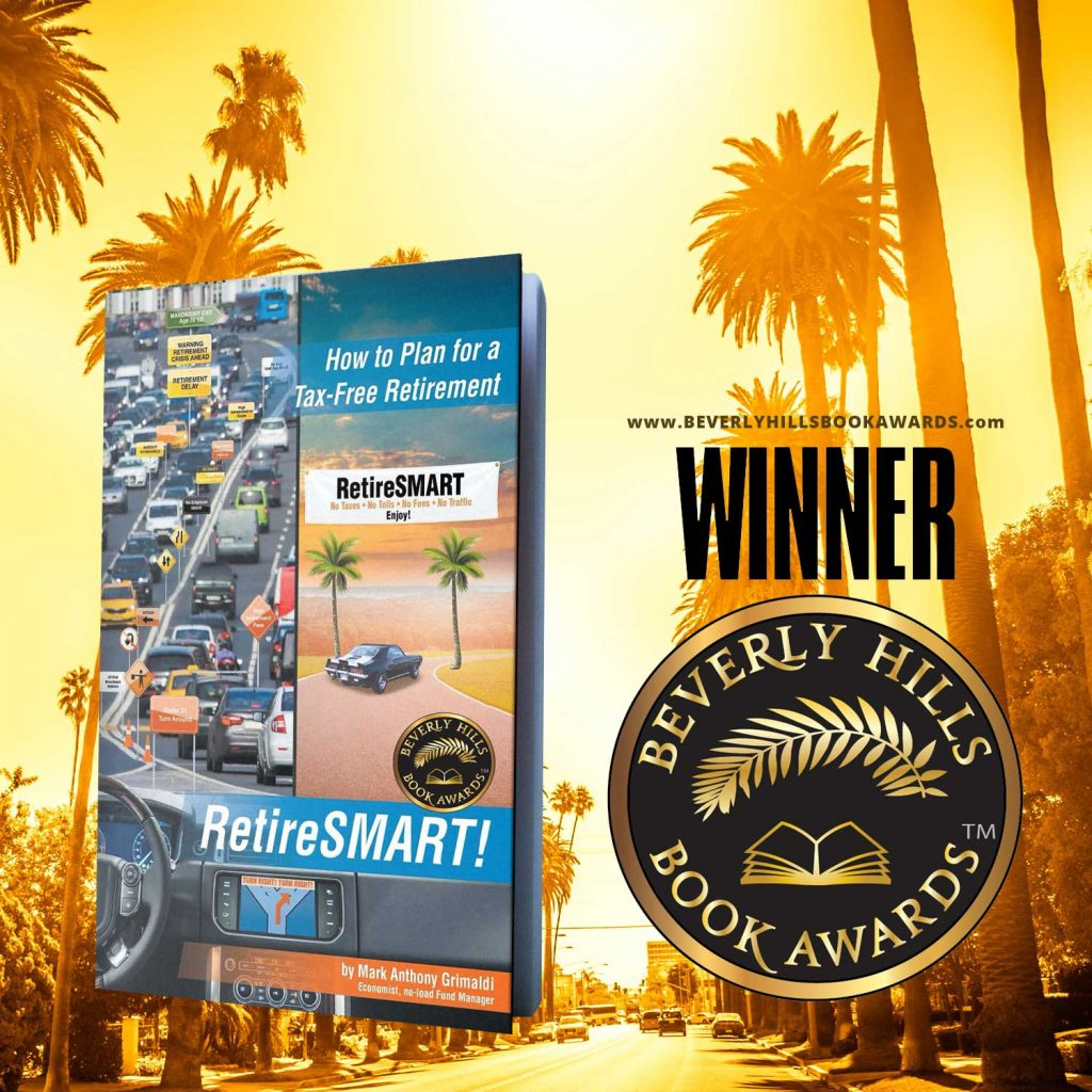 8th Annual Beverly Hills Book Award Winner - RetireSMART!