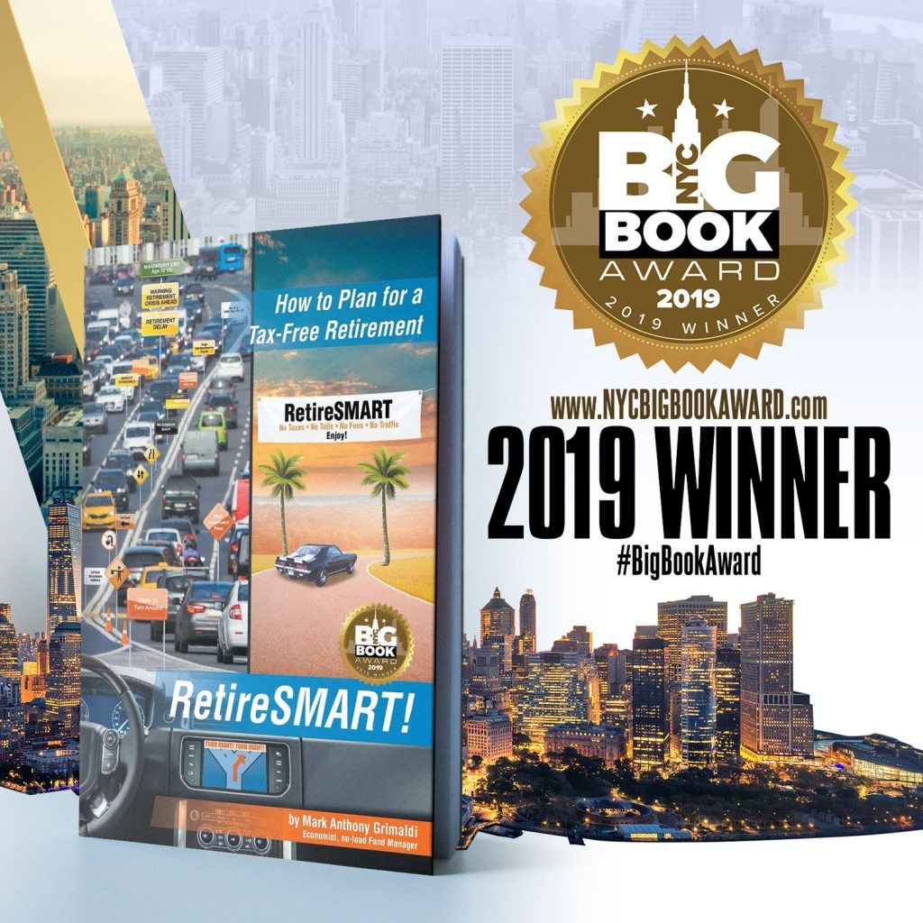 2019 NYC Big Book Award Winner