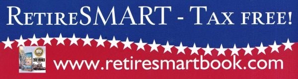 retiresmart bumper sticker